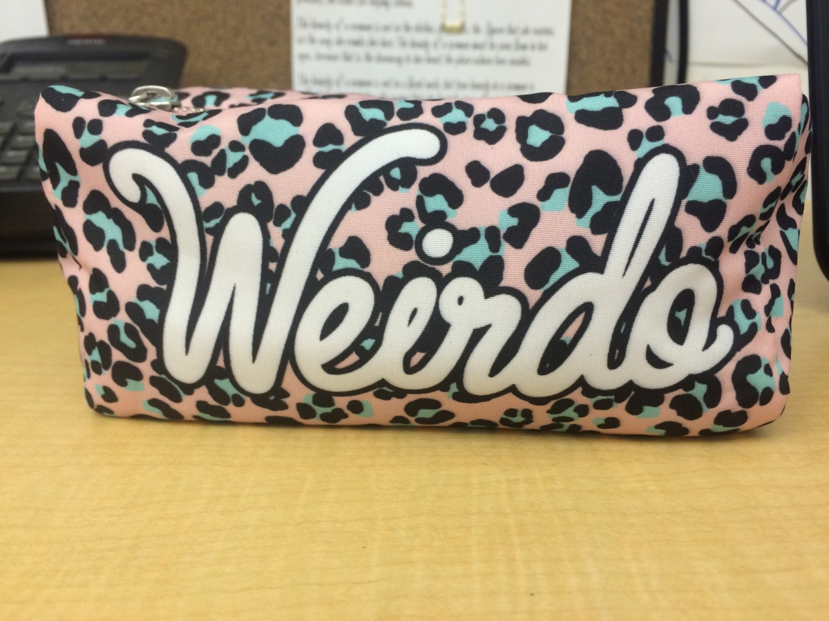 My makeup bag